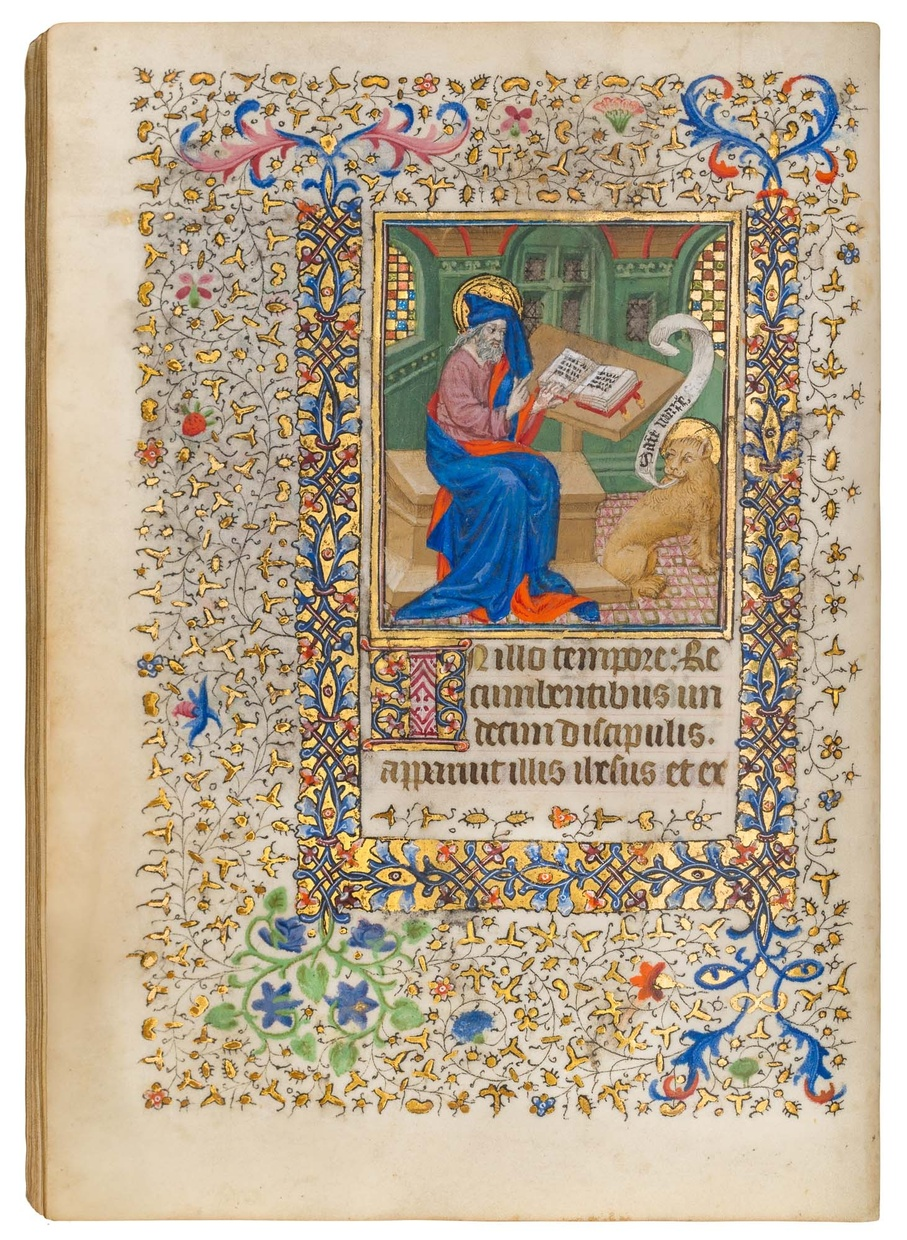 Gallimard Book of Hours